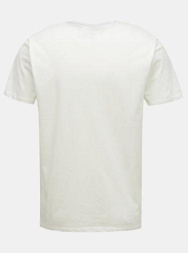 Bílé pánské tričko Pepe Jeans