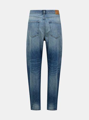 Modré dámské mom rifle Pepe Jeans