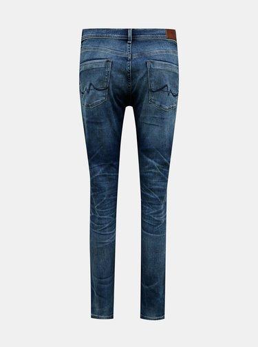 Tmavě modré dámské skinny fit džíny Pepe Jeans