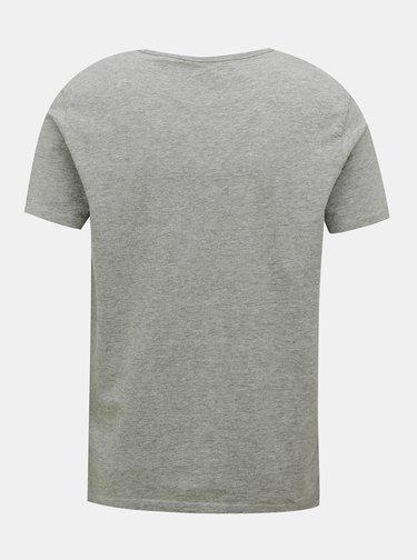 Šedé pánske tričko Pepe Jeans