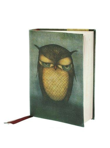 Santoro zápisník Grumpy Owl