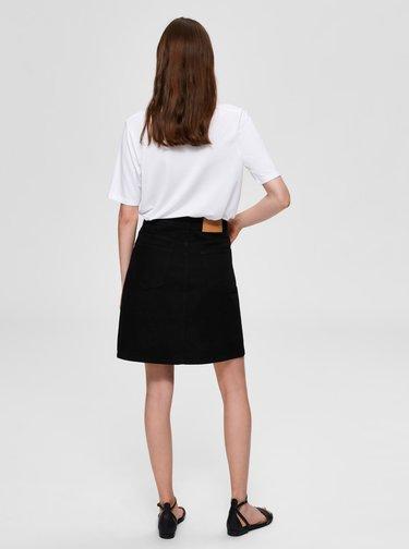 Biele tričko Selected Femme Summa