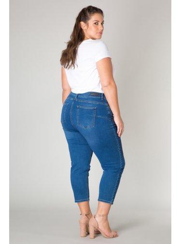 Yesta dámské modré džíny Joy Essential