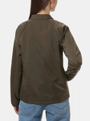 Khaki dámská bunda VANS