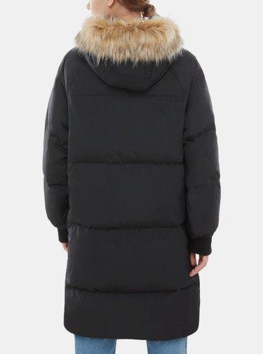 Černý dámský prošívaný kabát VANS