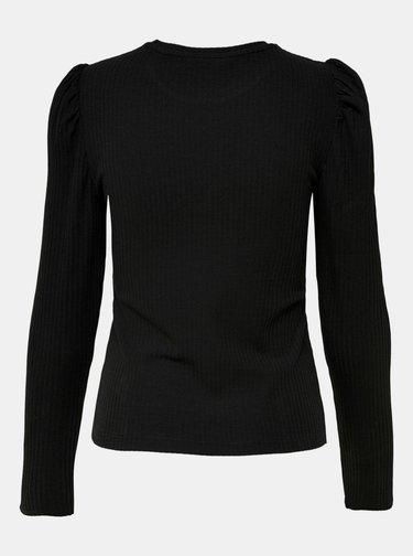Čierne tričko ONLY Emma