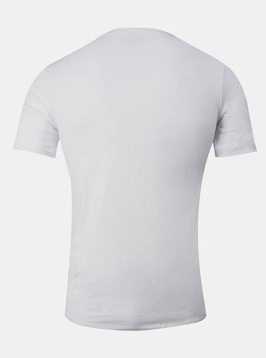 Tricouri basic pentru barbati FILA - alb