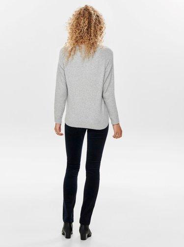 Černé manšestrové kalhoty Jacqueline de Yong Era
