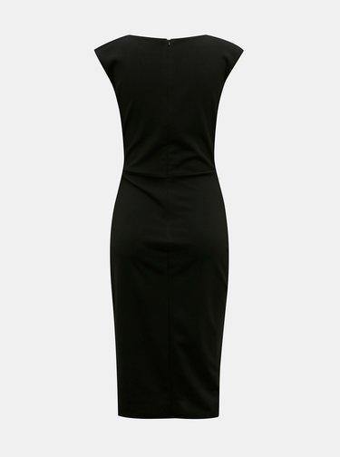 Černé pouzdrové šaty ZOOT Lauren