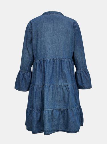 Modré džínové šaty Jacqueline de Yong Saint