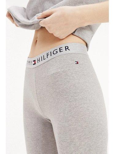 Tommy Hilfiger šedé legíny Legging