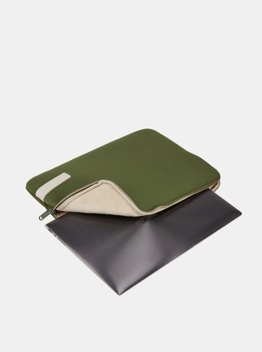 """Zelené pouzdro na notebook Case Logic Reflect 14"""""""