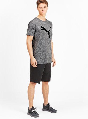 Šedé pánske tričko Puma