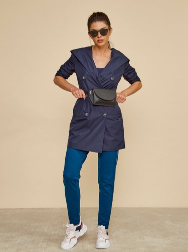 Modré dámske tepláky ZOOT Baseline Xenia