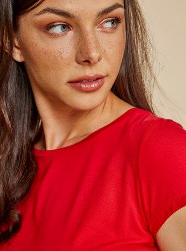 Tricouri basic pentru femei ZOOT Baseline - rosu