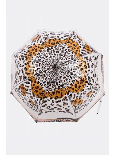 Anekke holový průhledný deštník Jungle