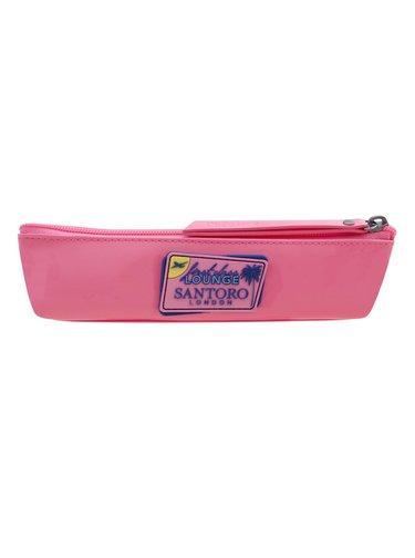 Santoro barevná kosmetická taška First Class Lounge Pop!