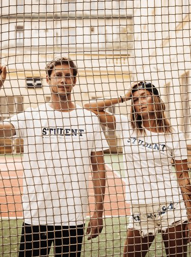 Bílé dámské tričko ZOOT Original Student