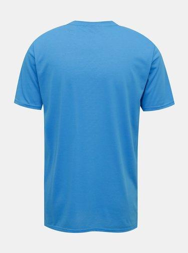 Modré pánske tričko Puma