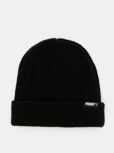 Černá pánská čepice Puma