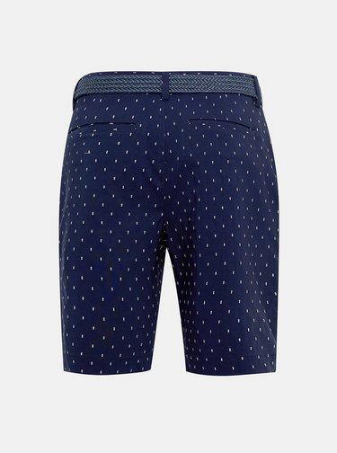 Pantaloni scurti pentru barbati Burton Menswear London - albastru inchis