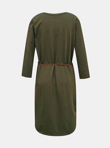 Zelené šaty Jacqueline de Yong Ivy