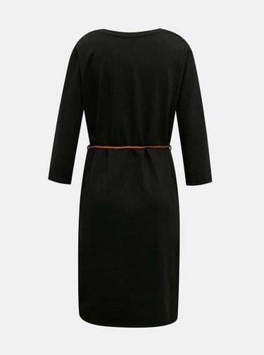 Čierne šaty Jacqueline de Yong Ivy