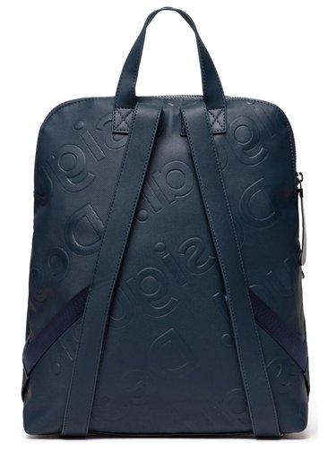 Desigual tmavě modrý batoh Back New Colorama Nanaimo