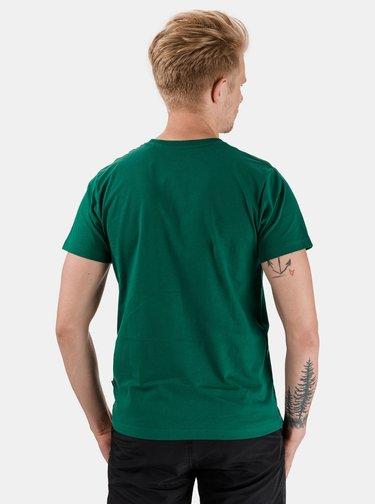 Zelené pánské tričko SAM 73