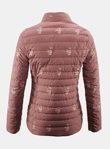 Starorůžová dámská prošívaná bunda killtec