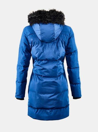 Modrý dámský prošívaný kabát killtec