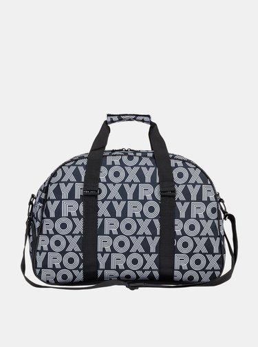 Čierna cestovná taška Roxy