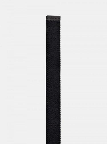 Khaki-černý oboustranný pásek Quiksilver