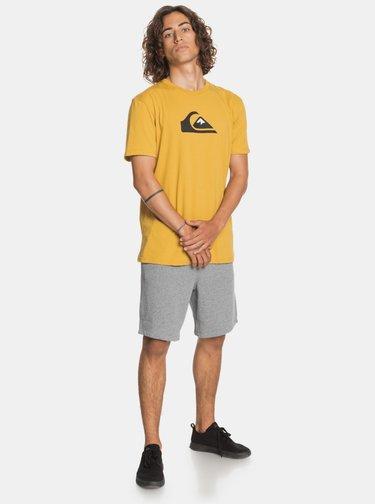Žlté tričko Quiksilver