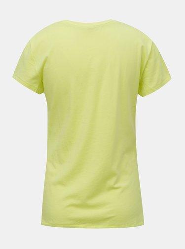 Žlté tričko ONLY Catty