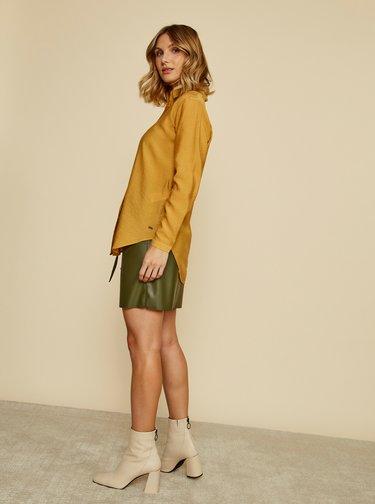 Camasi pentru femei ZOOT - mustar
