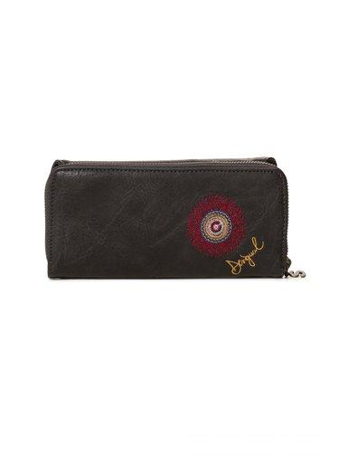 Desigual černá peněženka Chandy Maria