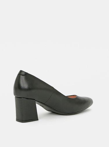 Pantofi cu toc pentru femei WILD - negru