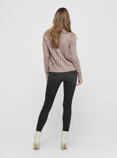 Béžový sveter Jacqueline de Yong Kristen