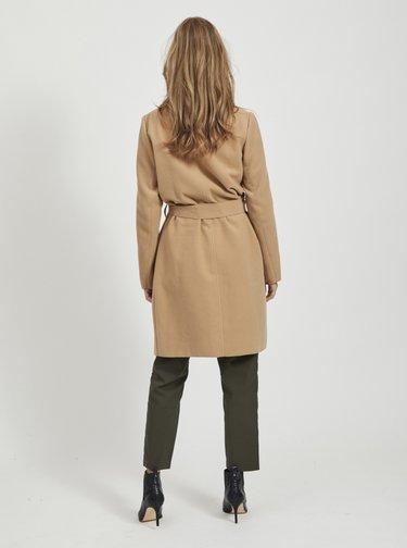 Béžový lehký kabát VILA Apple