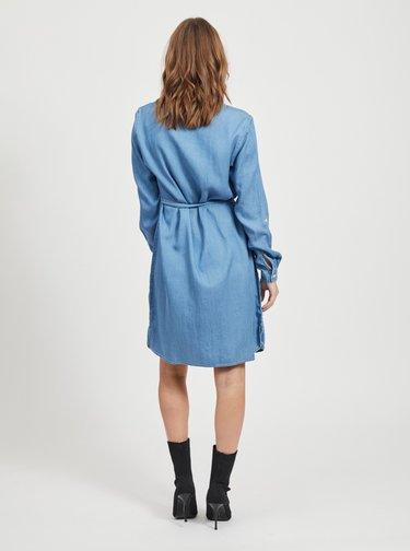 Rochii casual pentru femei VILA - albastru