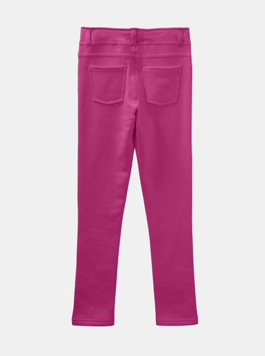 Ružové dievčenské legíny name it Javi