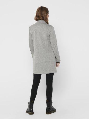 Svetlošedý ľahký kabát ONLY Penny