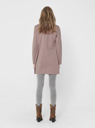 Staroružový ľahký kabát ONLY Penny