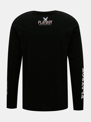 Černé tričko s potiskem Redefined Rebel