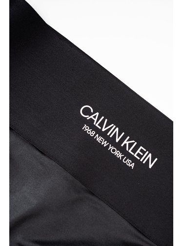 Calvin Klein černý spodní díl plavek Cheeky Bikini
