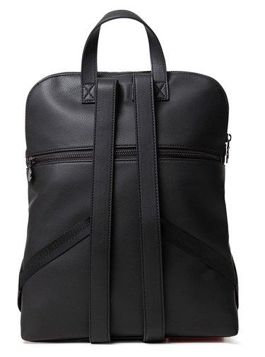 Desigual hnědo-černý batoh Back New 1968 Nanaimo