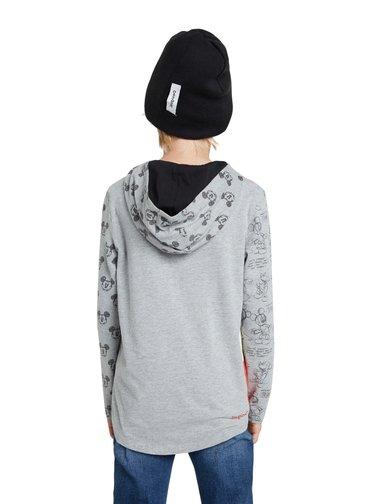 Desigual barevné chlapecké tričko TS Sebastian