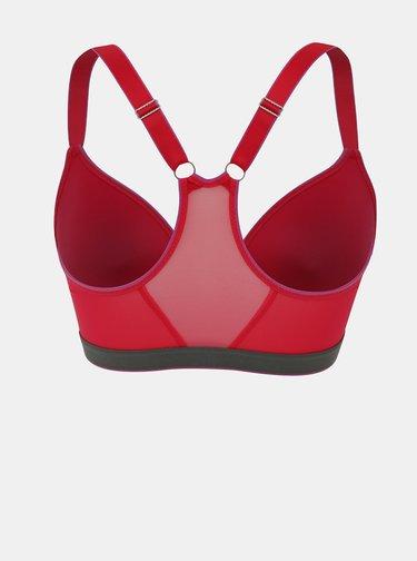 Červená športová podprsenka DKNY