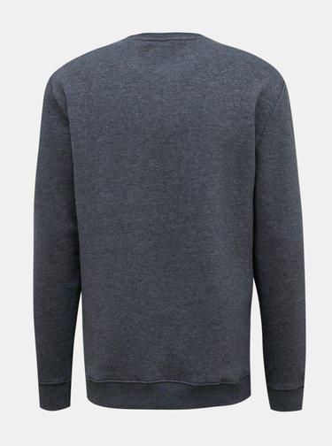 Tmavě modrý svetr ONLY & SONS Memo